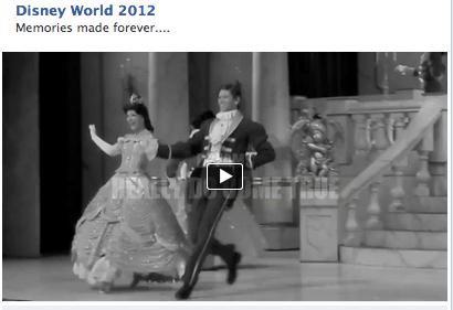 Our Walt Disney World Memories Video