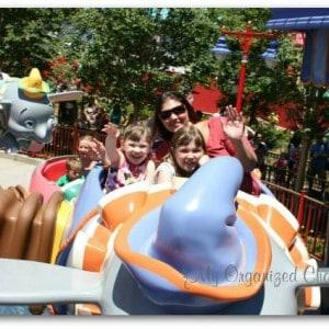 Making Disney Memories