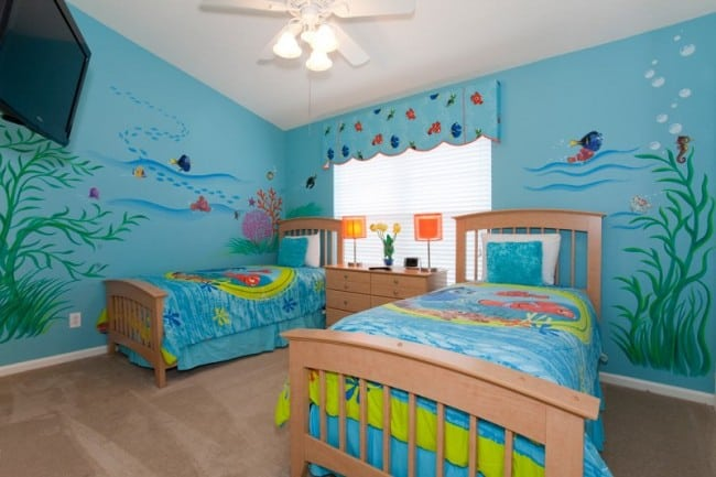 Disney Kids Bedroom Ideas My Organized Chaos