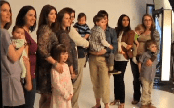 Behind the Scenes ~ Fisher-Price Play Ambassador Photo Shoot