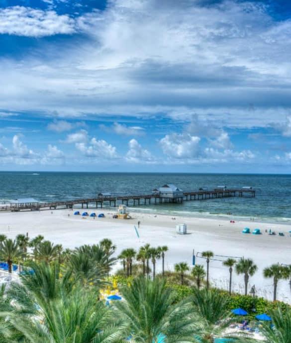 Clearwater Beach Florida My Organized Chaos