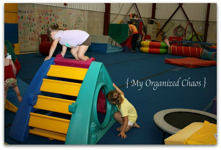 Gymnastics Camp Photo Dump