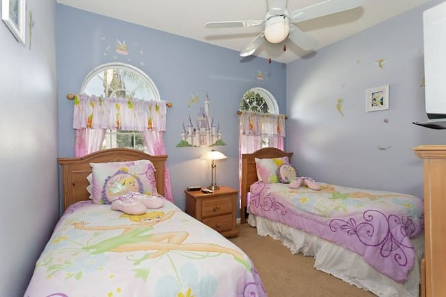 tinkerbell designs bedroom images