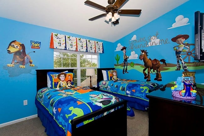 Toy Story Toddler Bedroom Set
