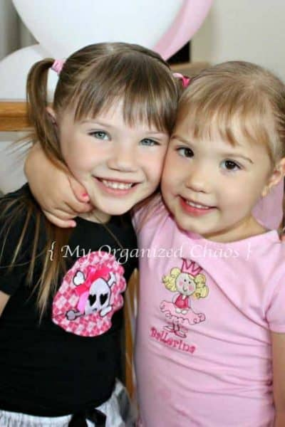 My Twins are 4!