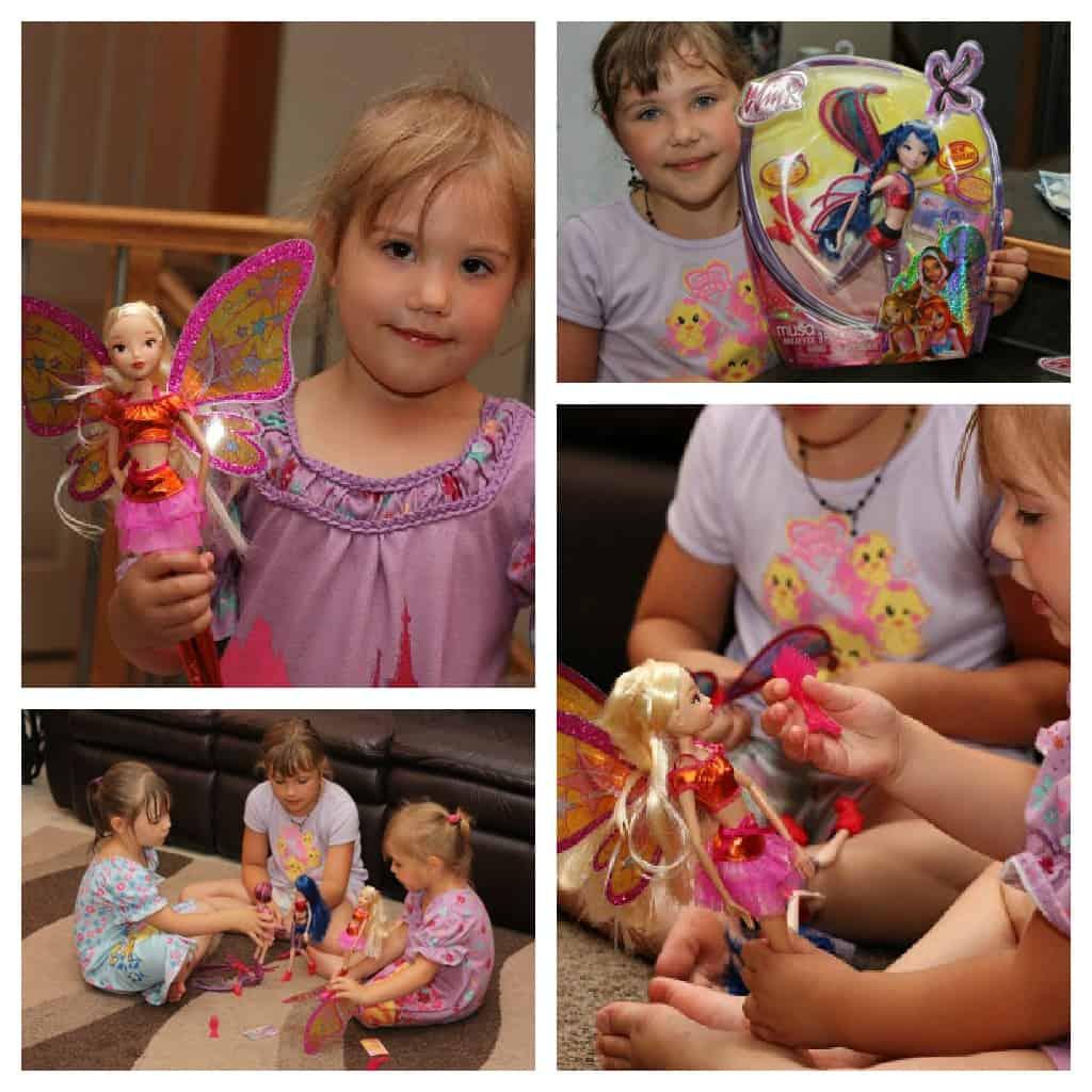 Winx Club Fairies Dolls
