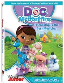 Doc McStuffins Friendship is the Best Medicine
