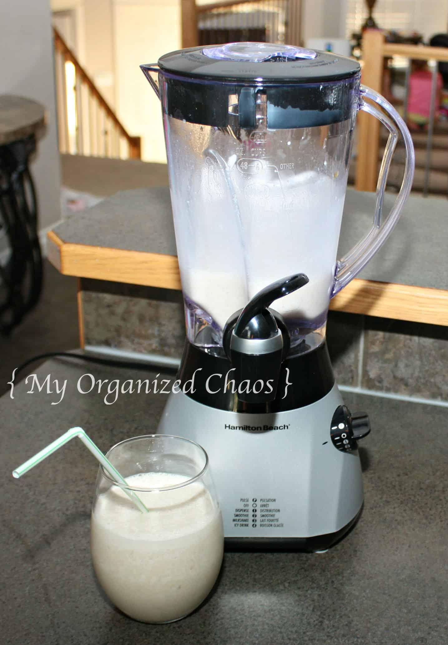 Banana Latte Recipe
