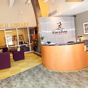 Disney Animation Research Library, 'The Vault'