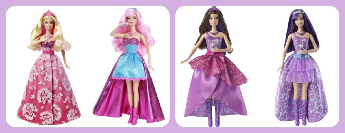 Barbie The Princess And The Popstar Review