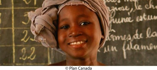 Better Education for Life {NIVEA & Plan Canada Partnership‏}