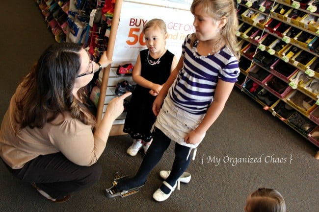 Accurate Kids Fit Payless