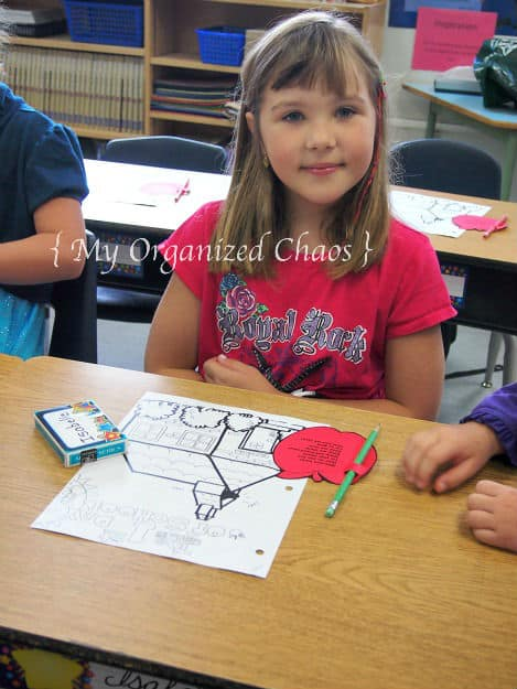 First Day of School {Wordless Wednesday with Linky}