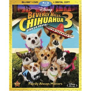 Beverly Hills Chihuahua 3; Viva La Fiesta!