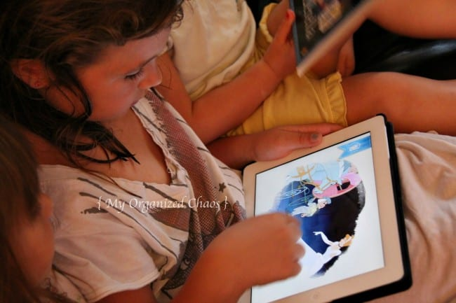 Cinderella's Personalized Digital Storybook: