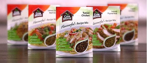 Clubhouse Flavourful Recipe Mix