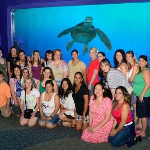 Turtle Talk with Crush, Disneyland Attraction