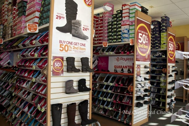 Payless BOGO Event