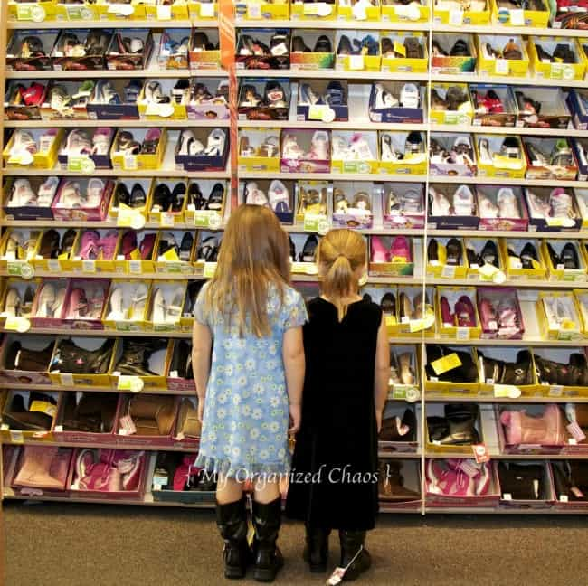 Payless Selection Kids Shoes