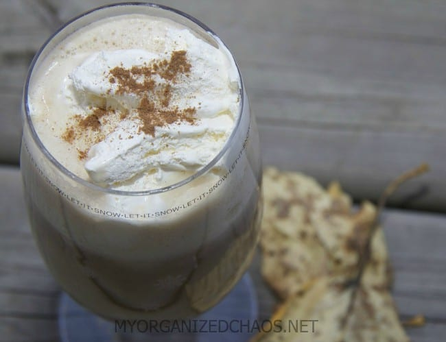 Make at Home Pumpkin Spice Latte