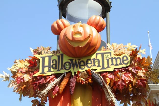 Disneyland Halloween Celebration