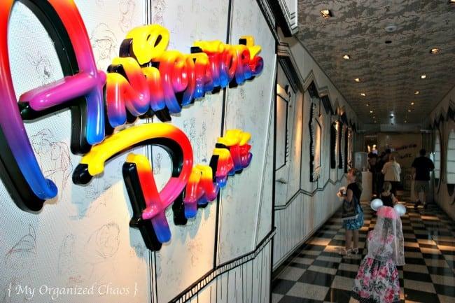 Animators Palate Disney Wonder Dining