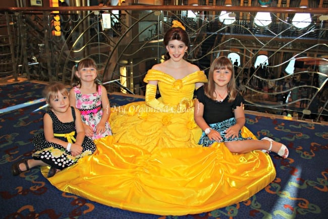belle disney wonder