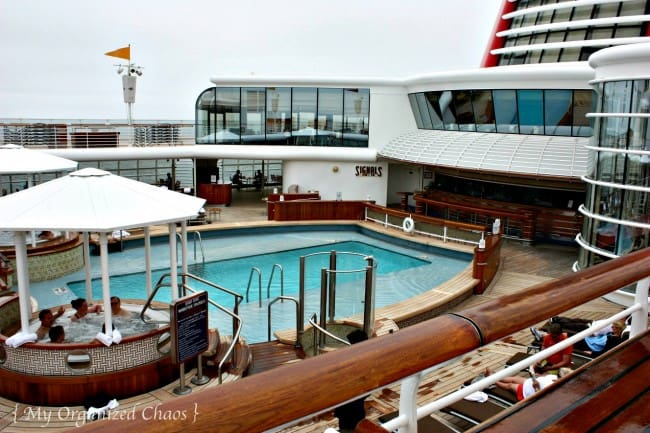 disney wonder adult pool spa