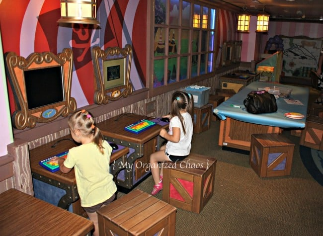 disney wonder kids club