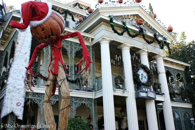 disneyland halloween celebration