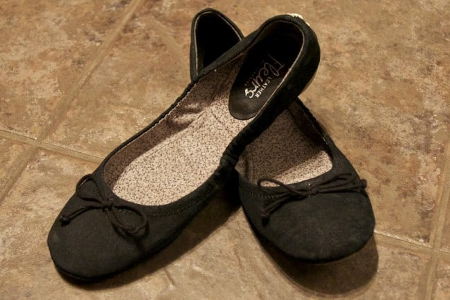 flurries flats review giveaway