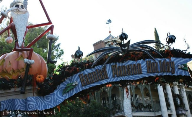 haunted mansion holiday halloween