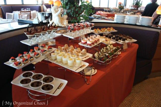 Palo Disney Wonder Dining Cruise