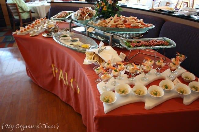 Palo Disney Wonder Dining