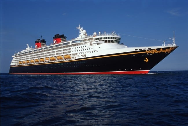 Disney Cruise Line's Wonder