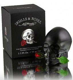 Ed Hardy Skulls and Roses Cologne For Men