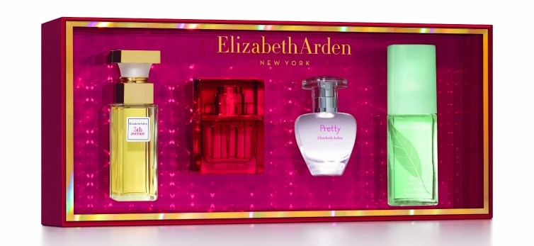 2012 Holiday Gift Sets from Elizabeth Arden