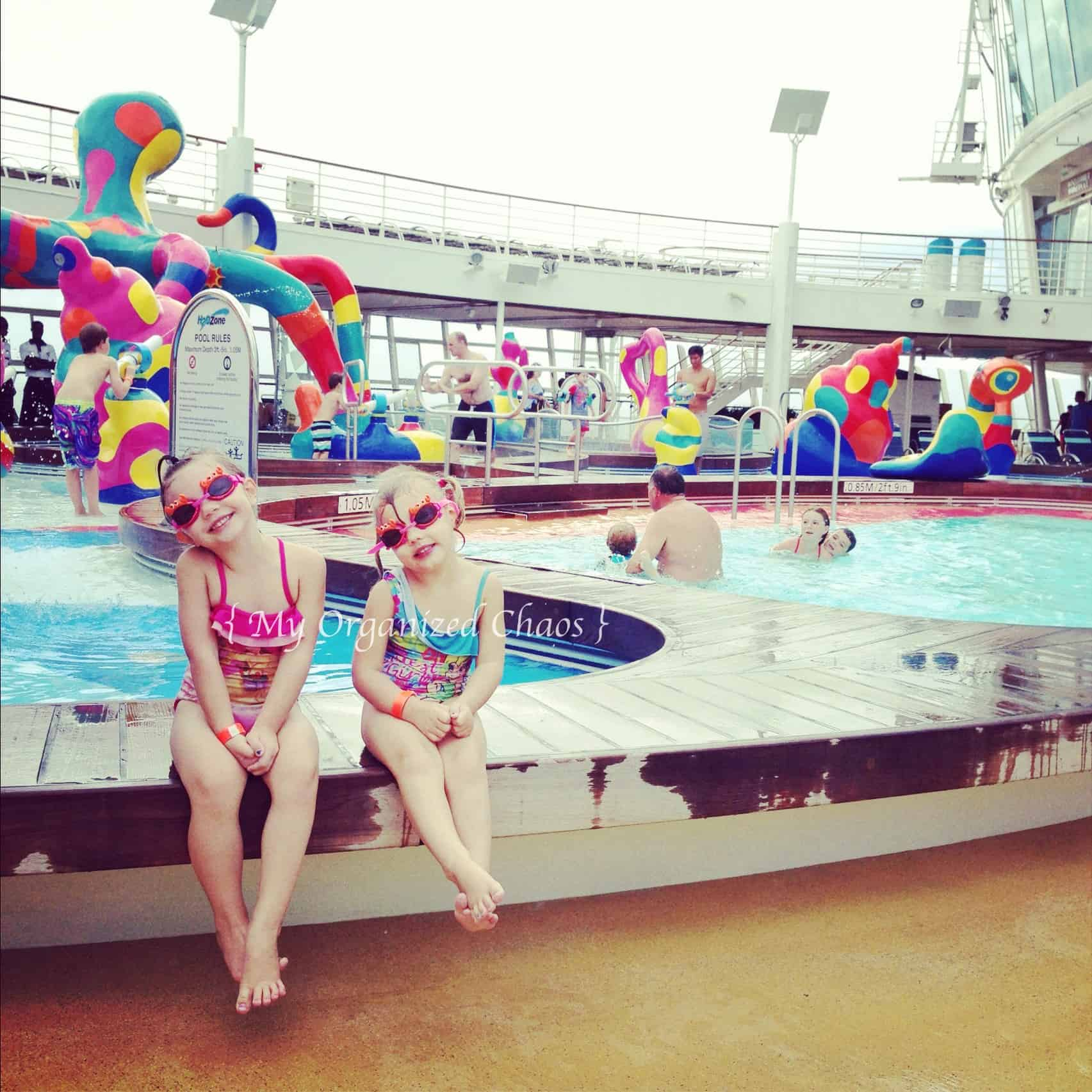 Fisher-Price, Royal Caribbean and My Kids