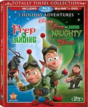 Disney's Prep & Landing : Totally Tinsel Collection