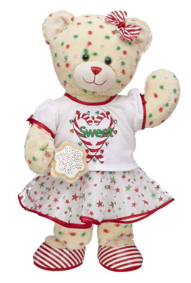Build a Bear Holiday Collection
