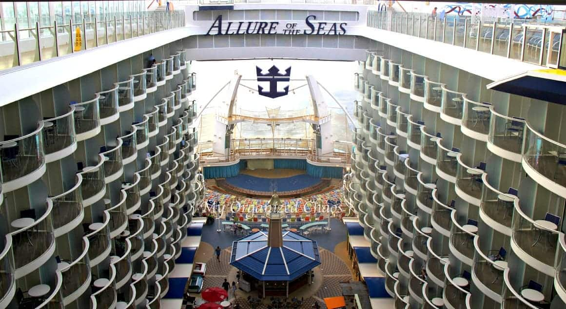 Family Vacation on Royal Caribbean Allure of the Seas