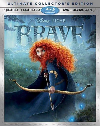 Stocking Stuffer Idea: Disney Pixar's Brave