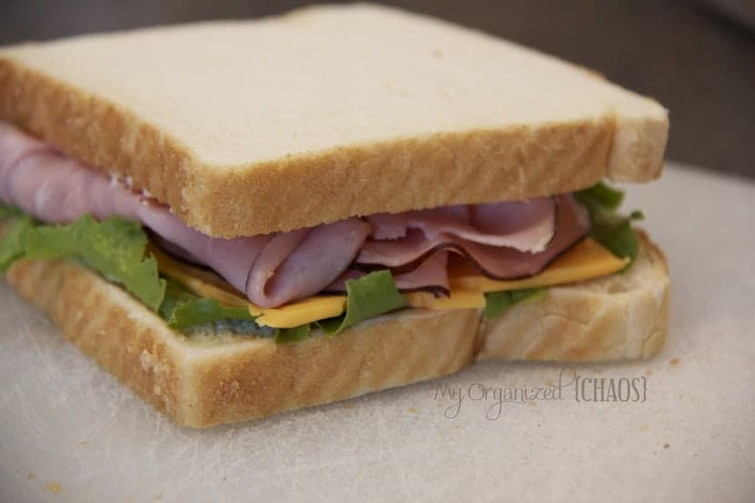 Kid Approved Sandwiches, Finally
