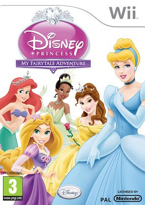 Disney Princess My Fairytale Adventure for Wii
