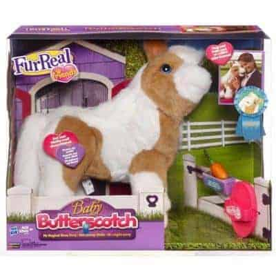 FurReal Friends Baby Butterscotch, My Magical Show Pony