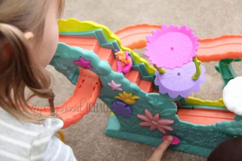 Littlest Pet Shop Fairy Fun Rollercoaster