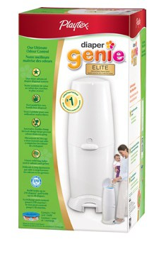 The Parent Reviews Are In! {Playtex Diaper Genie Elite}
