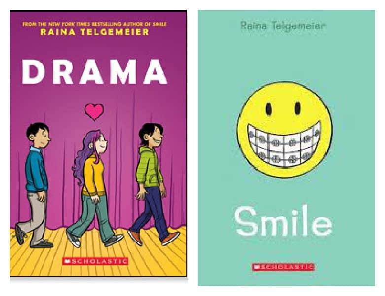 Scholastic Canada Book Titles for Tweens