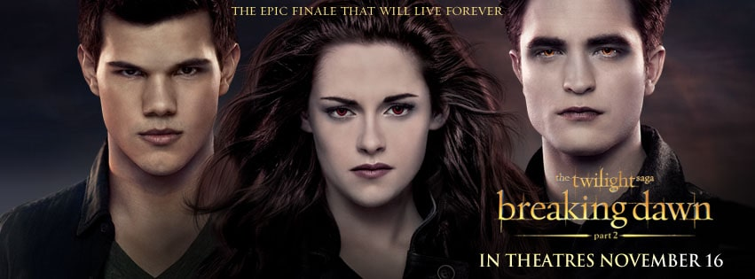 The Twilight Saga: Breaking Dawn – Part 2 Twitter Party