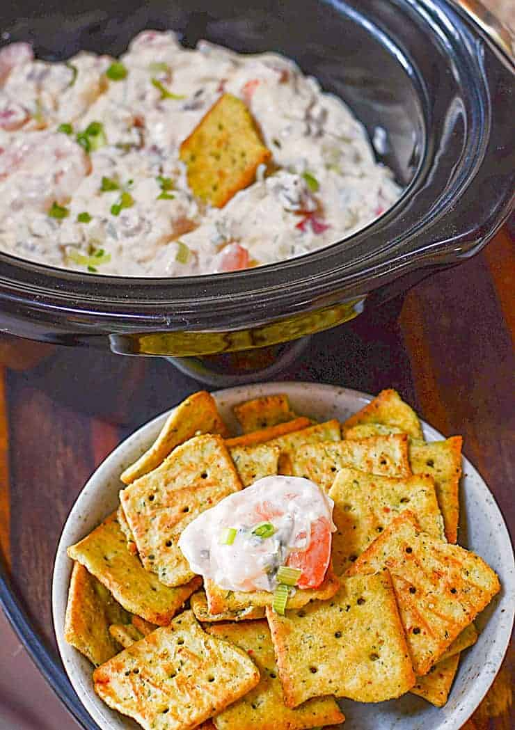 Hot Shrimp Dip